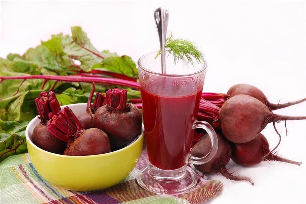 Какой сок повышает артериальное давление